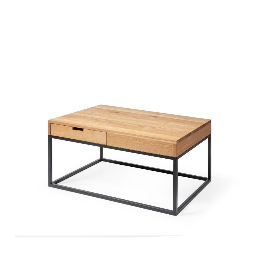 - Coffee Table WOODY With Drawers – Woodek Design